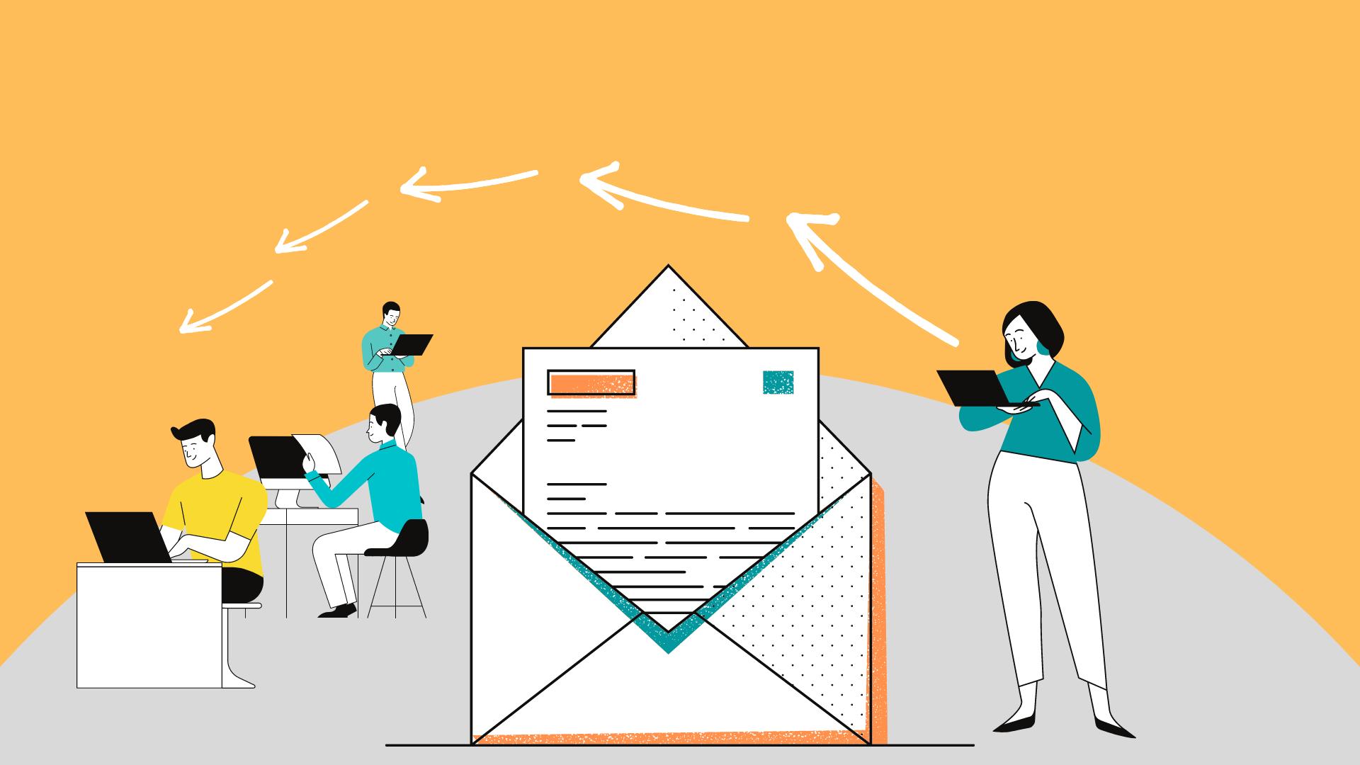 5 причин пользоваться сервисом рассылок