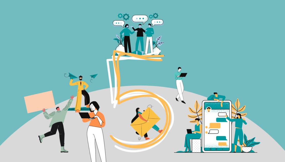 5 трендов маркетинга в 2020 году