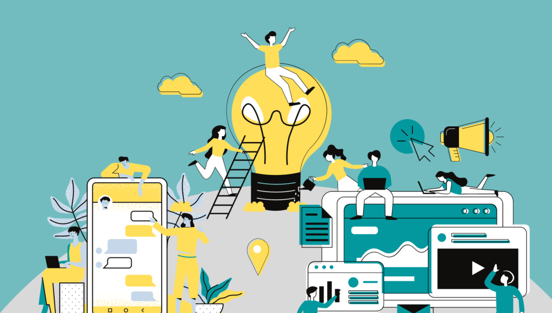 9 трендов маркетинга, или как продвигать бизнес в 2021